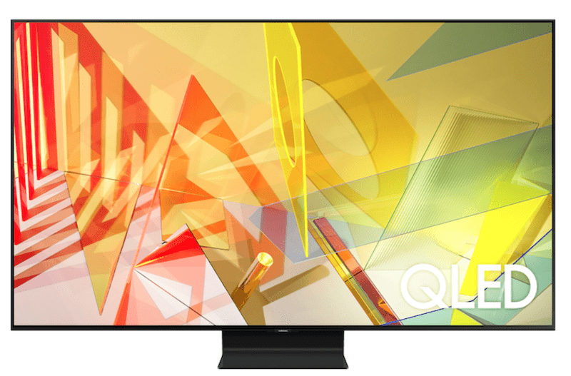 Samsung Q90T 55-inch smart TV